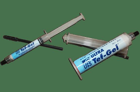 TEF-GEL, Lubricant anticorrosive syringe