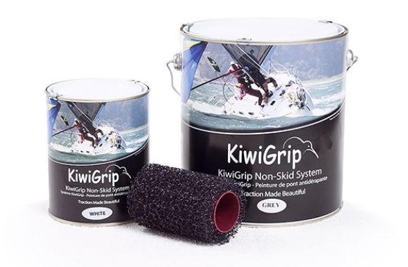 Pots et rouleau de peinture antidérapante KiwiGrip