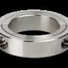 SRC shaft and rudder retention collar
