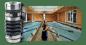 Current pools PSS seals