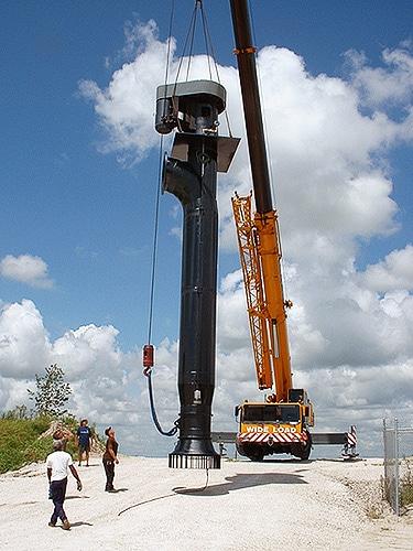 FPI pump installation