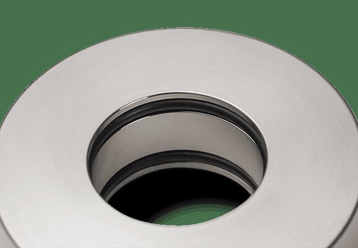 PSS Shaft Seal rotor close up
