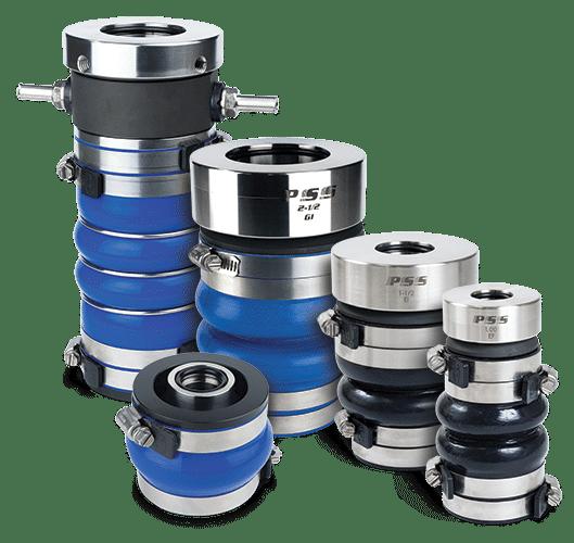 Custom PSS mechanical seals.