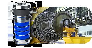 Steam Turbine PSS seals
