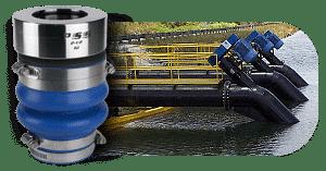 Vertical pump PSS seals