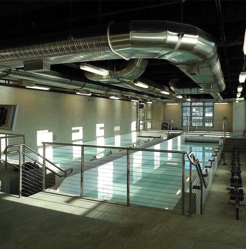 Workout pool