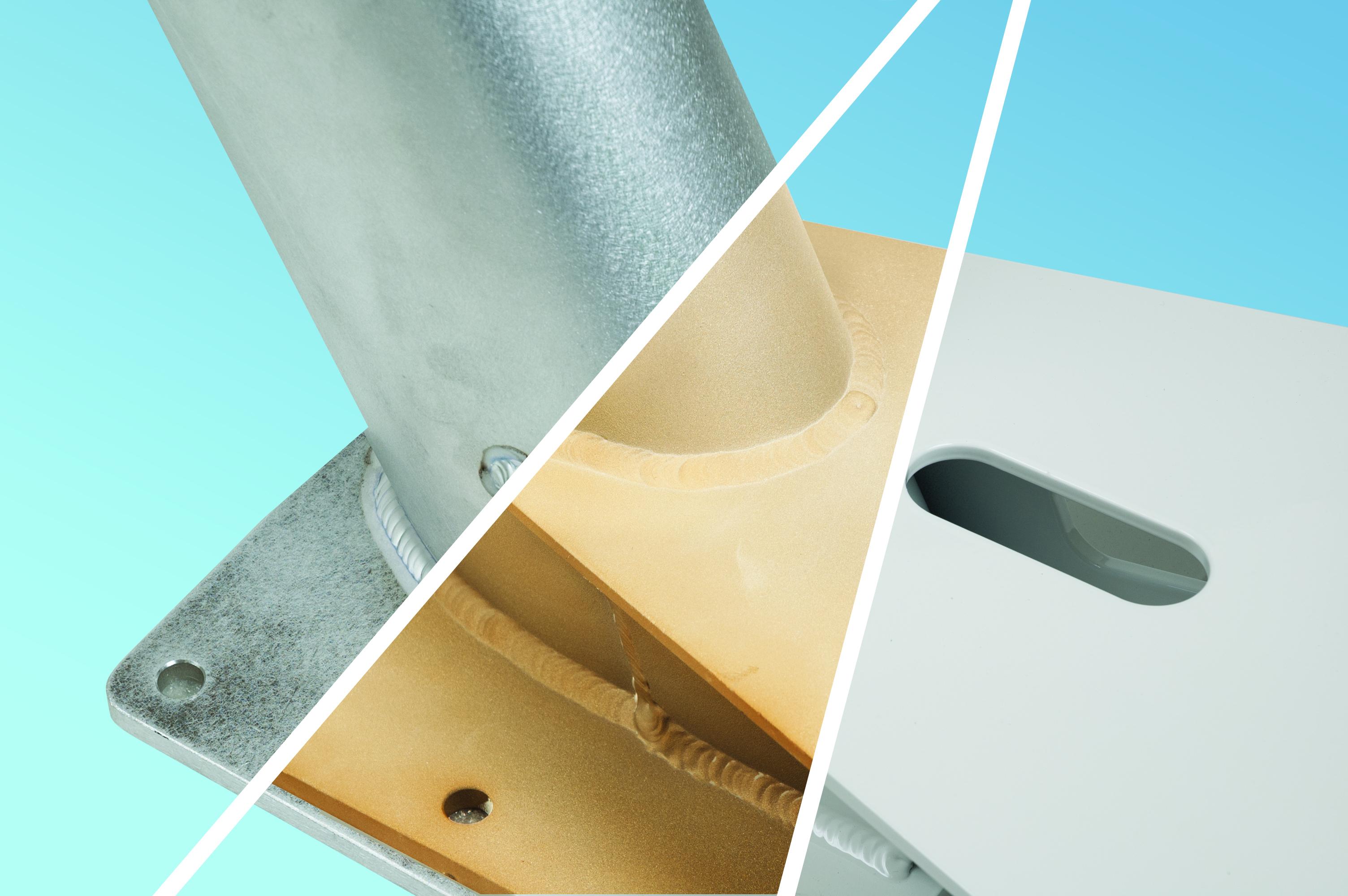 Les supports Seaview sont traités avec le procédé Chem Film utilisé par Boeing