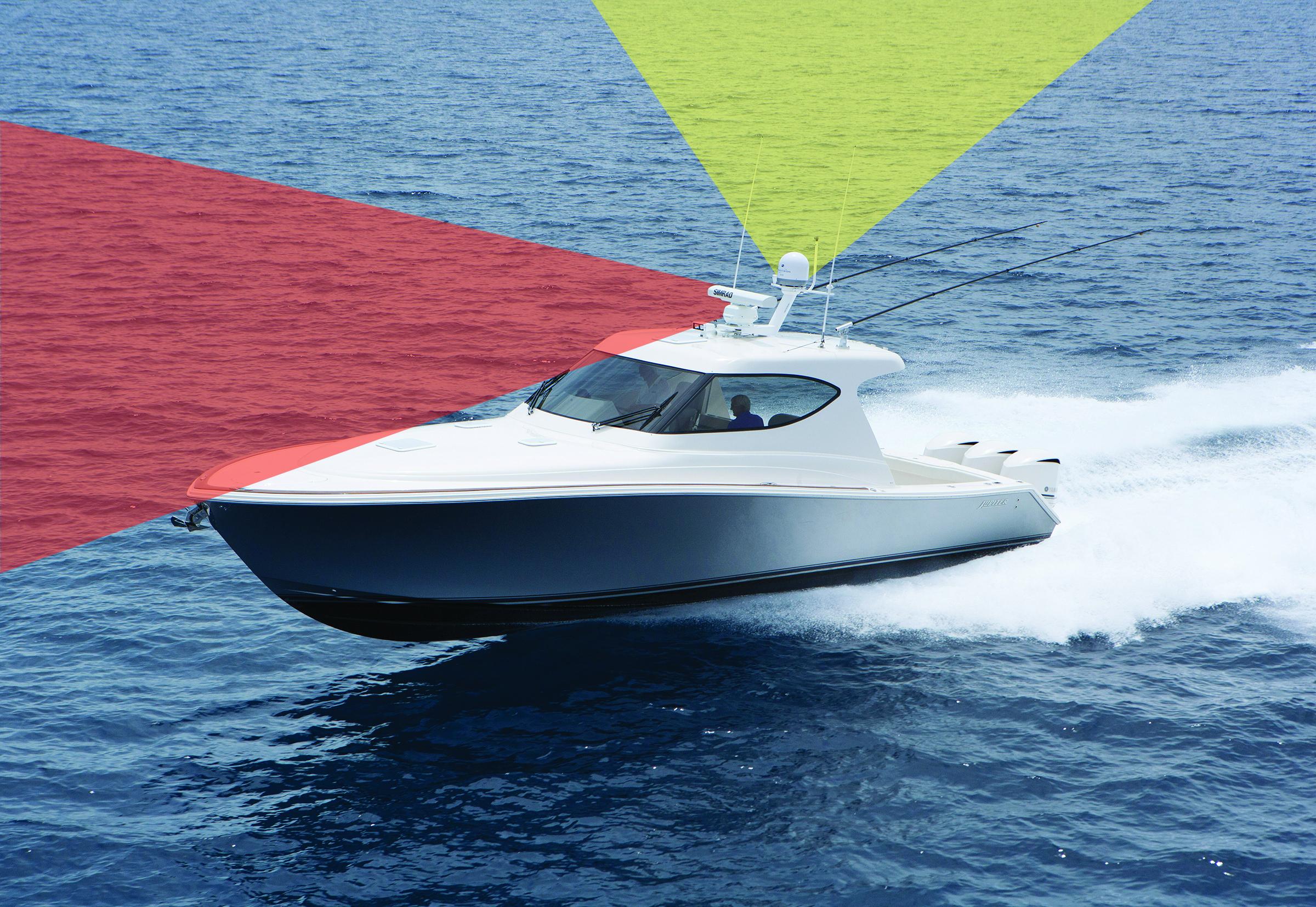 Seaview élimine les interférences