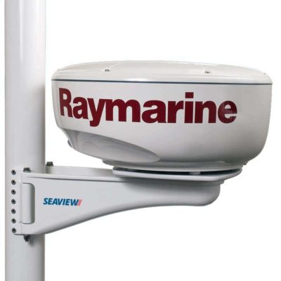 "Seaview mast mount SM24R (SM-24-R) for 24"" Raymarine & Garmin radar"