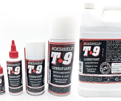 BOESHIELD T9 : Lubricant and Protector