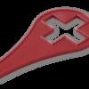 Clé en croix pour filtre Vétus FTR330, FTR1320, NSF..D, et BISEP19