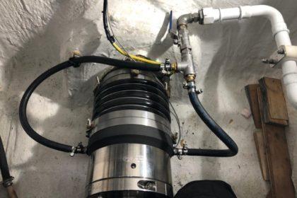 PSS : Un joint de ligne d'arbre mécanique pour un minimum d'entretien