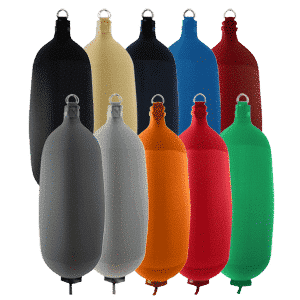 Many color options for Fendertex Fenders