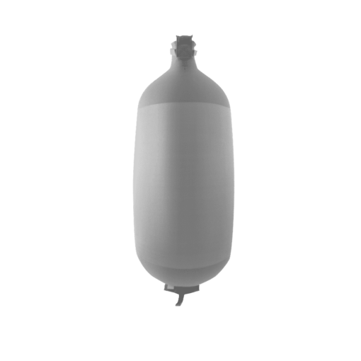 Cylindrical Fenders Grey