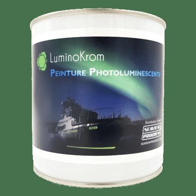 LuminoKrom Photoluminescent Paint