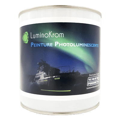LUMINOKROM : Photoluminescent Paint